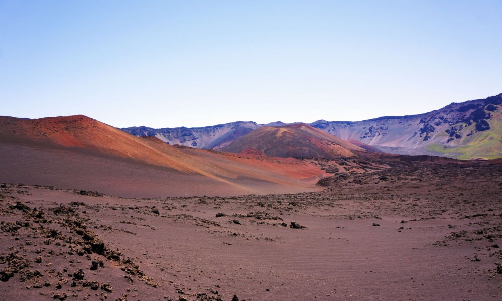 Haleakala National Park Changes