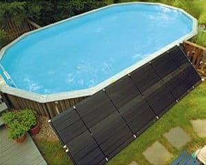 Solar Heat Pool