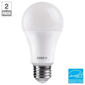 Cree A19 LED Bulb