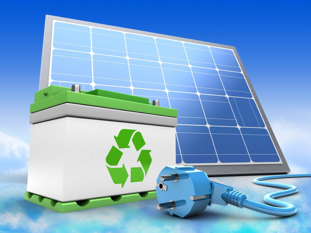 Solar and Recycle