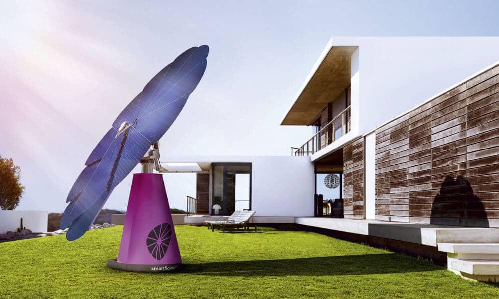 Solar Smartflower