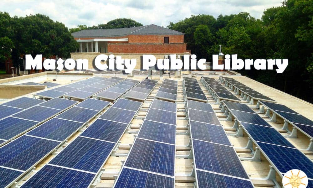 Solar Library Success