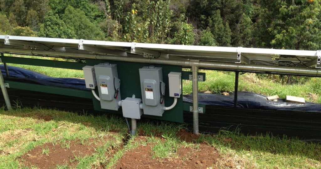Maui Solar Panels Efficiency