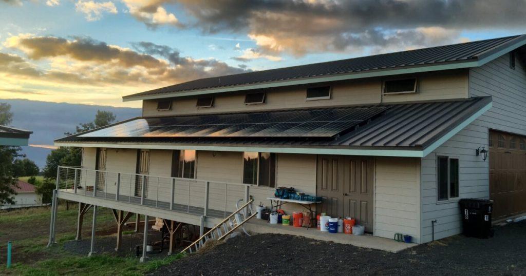 Residential Solar Power Kit Maui