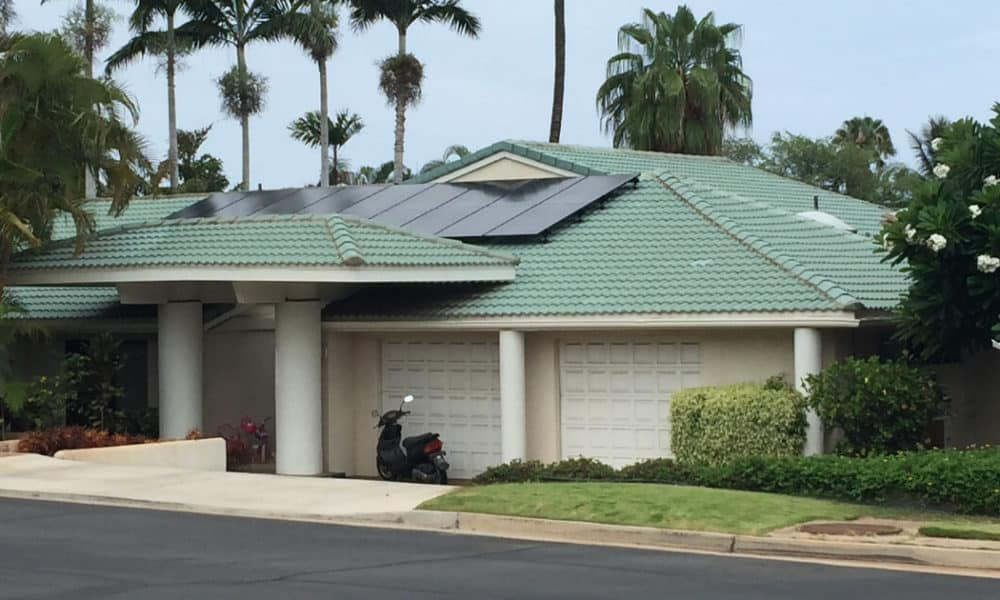 Solar Efficiency on Maui – 5 Green Ideas For Your Home