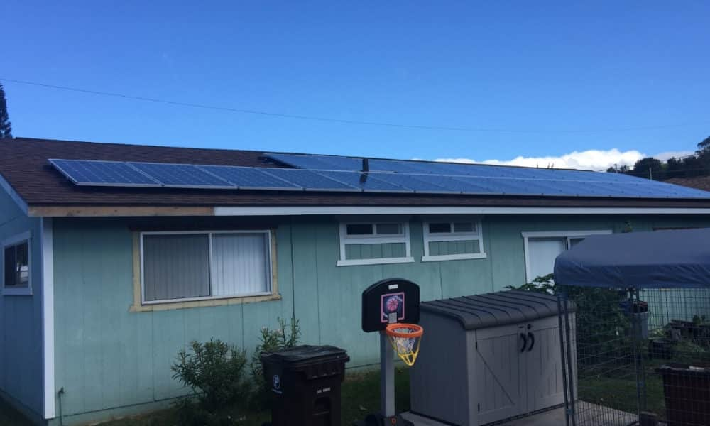 Home Solar Panel System in Maui – Should You Invest in a Battery