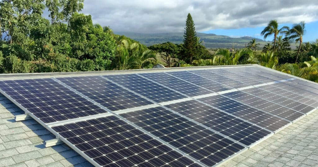 Solar Firms in Maui