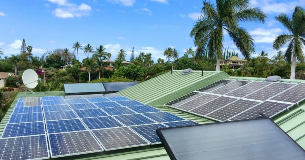 Solar Panel Installer Maui
