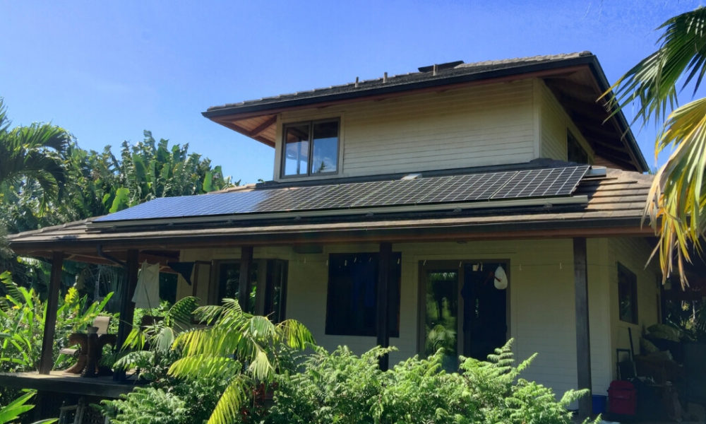 What's the Average Cost for Solar Panels in Hawaii