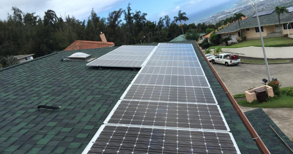 Hawaii Solar Tax Credits
