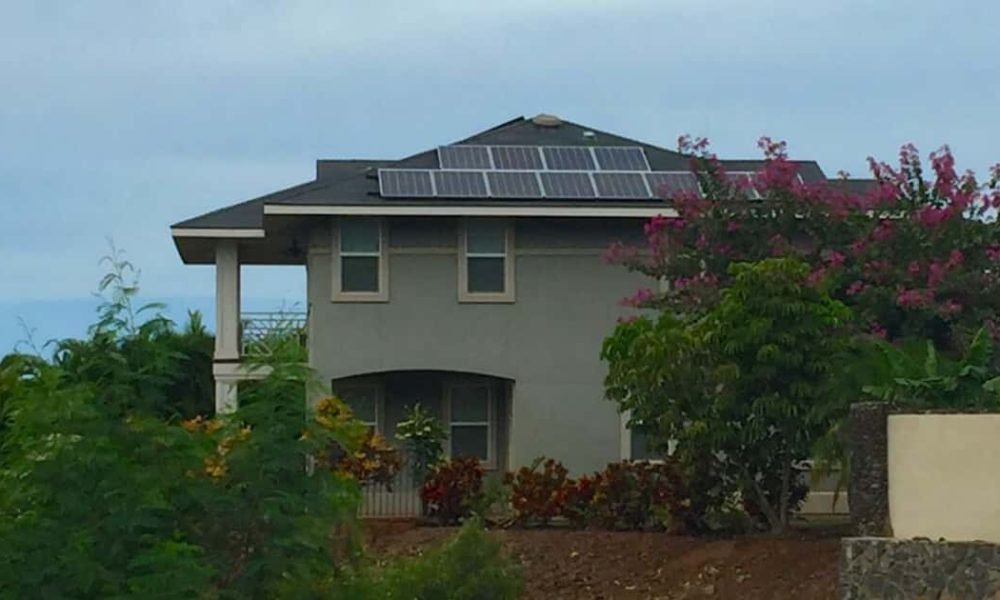 Residential Solar Panel Kits on Maui – Things You Need to Know