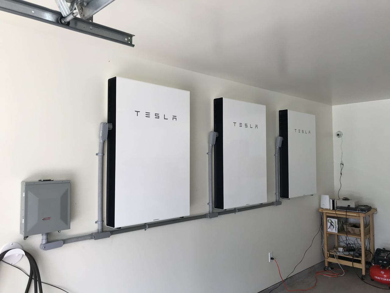 Tesla Powerwall Triple