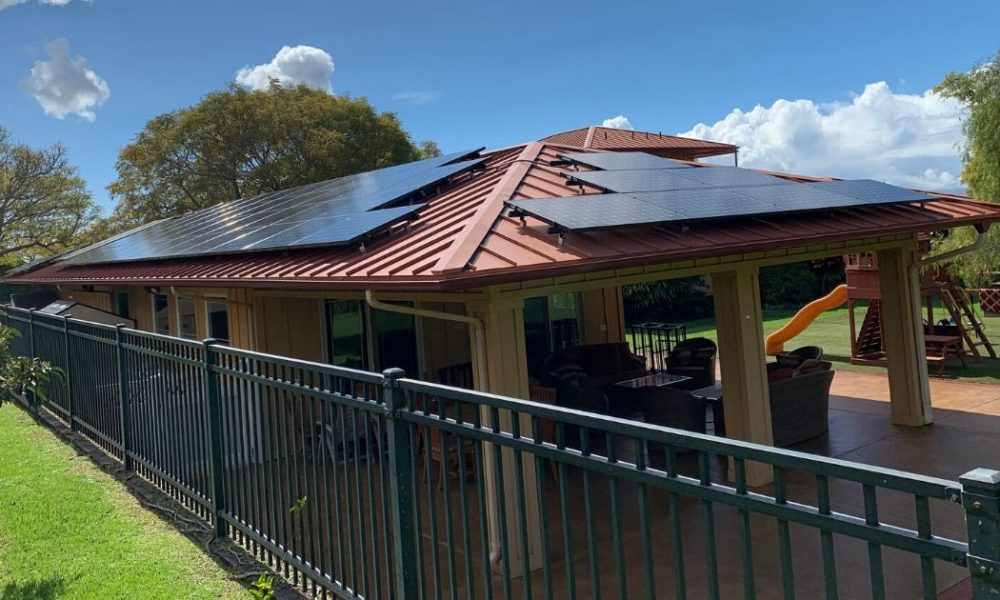 How To Go Green in Maui With Clean Renewable Energy
