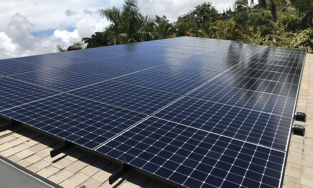Should You Opt For Low Cost Solar Panels On Maui?
