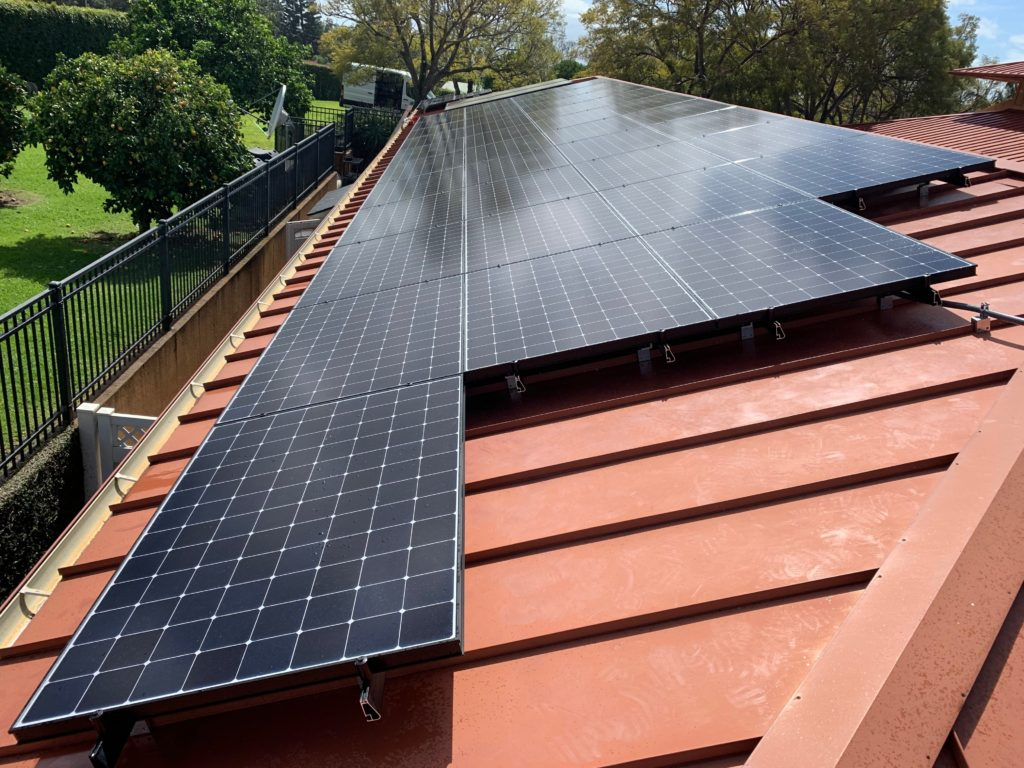 solar pv inverter on Maui
