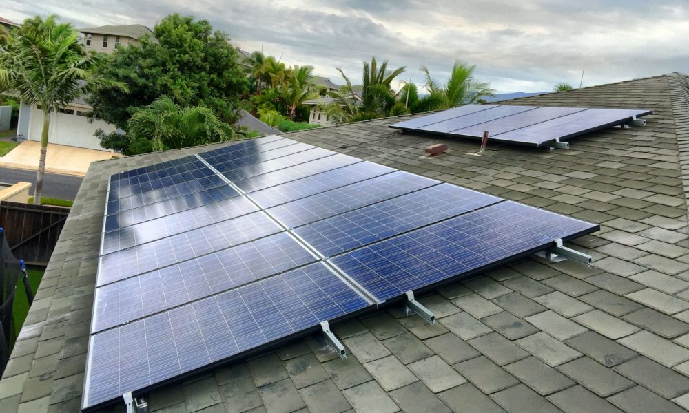 Tips for Solar Panel Cleaning on Maui