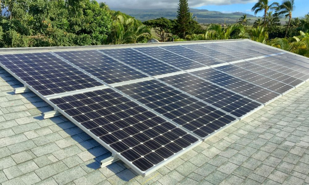 Maui Solar Energy Systems On Maui