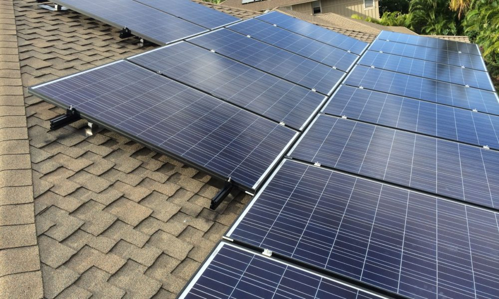 Low Cost Solar Panels in Hawaii