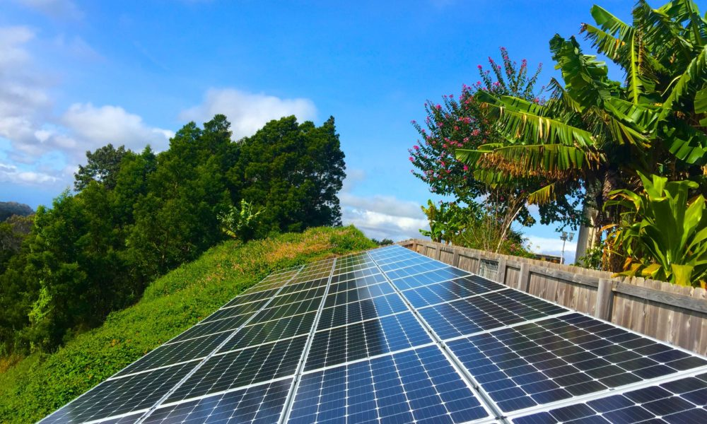 Environmental Benefits of Home Solar Systems on Maui