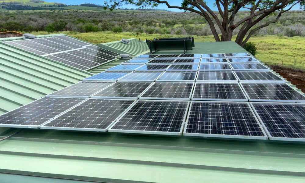 Why You Need Solar Power for Your Home on Maui