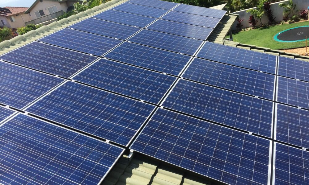 Maui Residential Solar Tax Credits