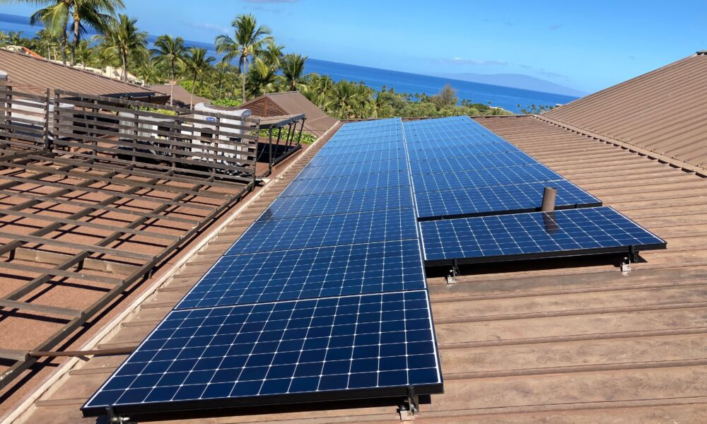 Are Residential Solar Systems on Maui Worth It?